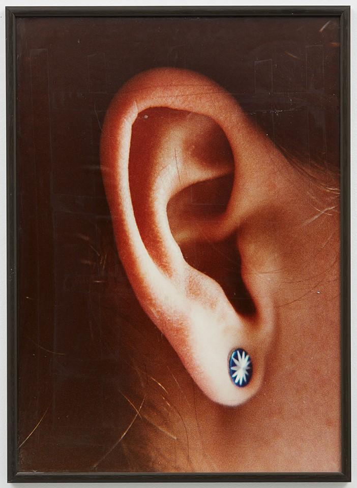 Isa Genzken. Ohr (Ear). 1980